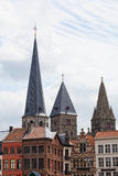 St Bavon Cathedral Ghent Stock Photos