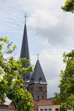 St Bavon Cathedral Ghent Stock Photography