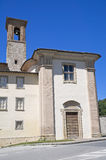 St. Benedetto Church. Gubbio. Umbria. Royalty Free Stock Image