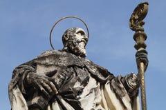 St. Benedict Lizenzfreies Stockbild