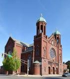 St. Benedict Church Royalty Free Stock Photos