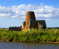 St Benet's Abbey Royalty Free Stock Photo