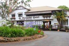 St Bernard Hotel na montanha de Tamborine, Austrália foto de stock royalty free