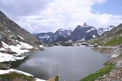 St. Bernard Pass Stock Image
