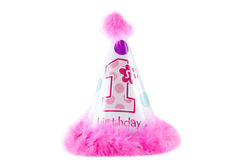 1st Birthday Royalty Free Stock Images
