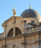 St Blaise church Dubrovnik Royalty Free Stock Photo