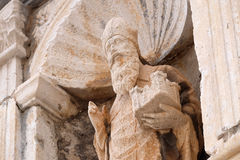 St. Blaise patron of Dubrovnik Royalty Free Stock Photography