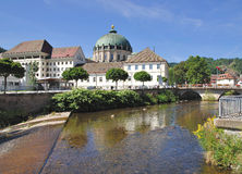 St.Blasien,Black Forest,Germany Stock Photos