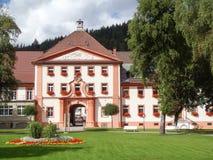 St. Blasien, historical house Stock Photo