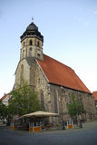 St. Blasius church Stock Photography