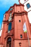 St. Blasius Church in Fulda, Germany Stock Photography