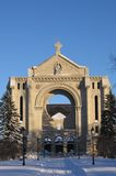 St. Boniface Cathedral Stock Image