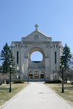 St. Boniface Cathedral Royalty Free Stock Photography