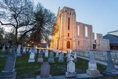 ST Boniface Cathedral Winnipeg στοκ φωτογραφίες