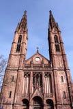 St Bonifatius church Stock Photo