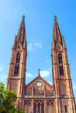St Bonifatius Church in Wiesbaden, Germany Stock Image
