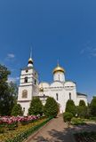 St Boris and Gleb Cathedral (XVI c.) in Dmitrov, Russia Stock Photos