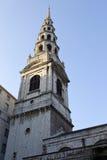 St. Bride's Church in Fleet Street, London Stock Photos
