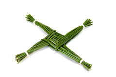 St. Brigid Cross Stock Image