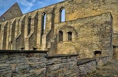 St Brigitta修道院 库存图片