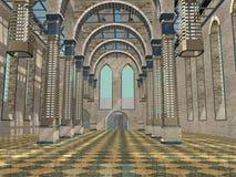 St. Brigitta Convent Stock Image
