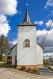 St Briktiuskapelle или часовня St Brice в Merlscheid, Бельгии стоковое фото