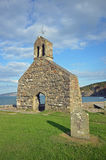 St Brynach Church Stock Photos