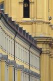 St. Cajetan's Church – Theatinerkirche. Detail of the St. Cajetan's Church – Theatinerkirche – in Munich stock photography