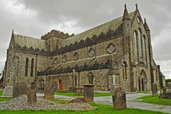 St Canice Cathedral Stock Foto's