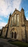 St Canice Cathedral en Ronde Toren, Kilkenny Royalty-vrije Stock Foto