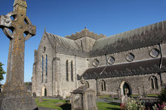 St Canice's Cathedral Royalty Free Stock Images