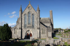St Canice's Cathedral Royalty Free Stock Photos
