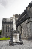 St. Canices Cathedral and round tower in Kilkenny Royalty Free Stock Photography
