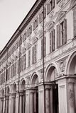 St Carlo Square in Turin Stock Photos