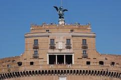 St. Castelo do anjo Imagens de Stock Royalty Free
