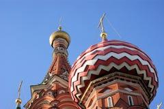 St. A catedral da manjericão Imagem de Stock