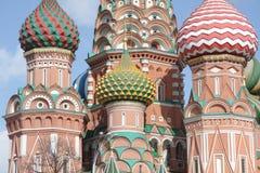 St. Catedral da manjericão Imagem de Stock