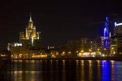 St Catedral da manjericão moscow Rússia Fotografia de Stock Royalty Free