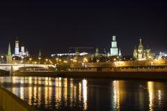 St Catedral da manjericão moscow Rússia Imagem de Stock