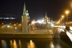 St Catedral da manjericão moscow Rússia Foto de Stock