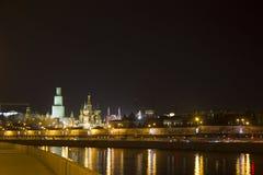St Catedral da manjericão moscow Rússia Fotos de Stock Royalty Free