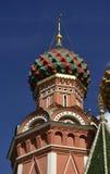 St Catedral de la albahaca Fotos de archivo libres de regalías