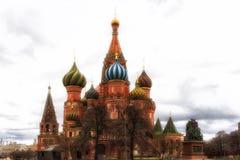 St Catedral del `s de la albahaca fotografía de archivo libre de regalías