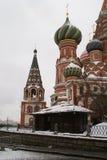 St Catedral do `s da manjericão Imagens de Stock Royalty Free
