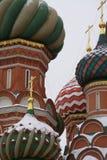 St Catedral do `s da manjericão Fotografia de Stock Royalty Free