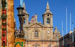 St Catherine Church Royaltyfri Bild