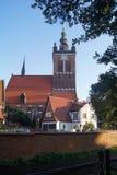 St Catherine Church image stock