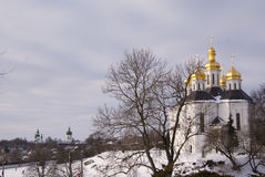 St. Catherine church. In Chernigov, Ukraine Royalty Free Stock Photos