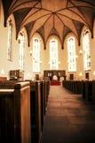 St Catherine  Church German Katharinenkirche Lutheran Stock Photos