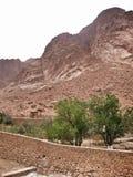 St Catherine de monastère de Sinai Images stock